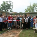 Leadership Longview Class of 2010 cuts ribbon at Arc of Gregg County