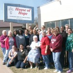 House of Hope residents are thankful for the generosity of an anonymous donor.
