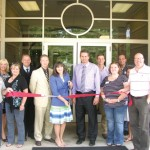 The recent ribbon cutting at The UT Tyler Innovation Academy