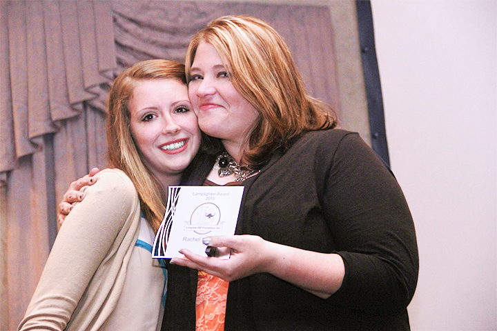 Rachel Hooten honored by Lacy Stanfill-Judson Middle School